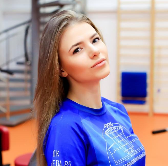 Инструктор Дарья Пакусина