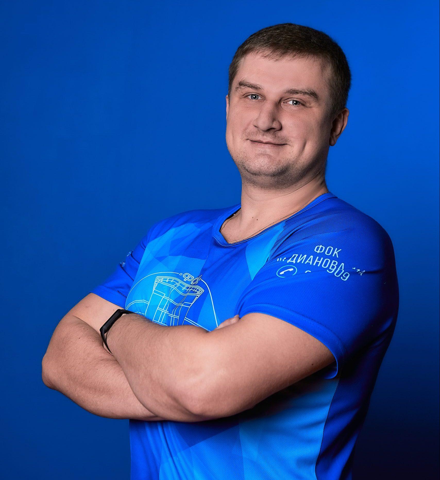 Инструктор Александр Булушев