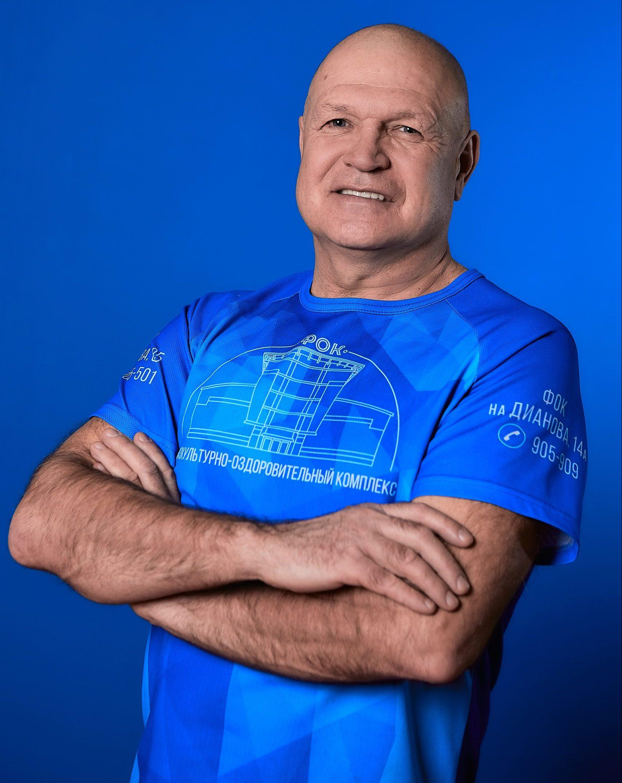 Инструктор Игорь Земсков