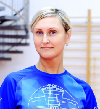 Инструктор Светлана Иванова