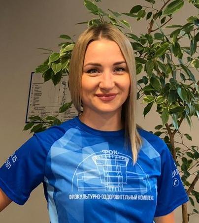 Инструктор Татьяна Речух
