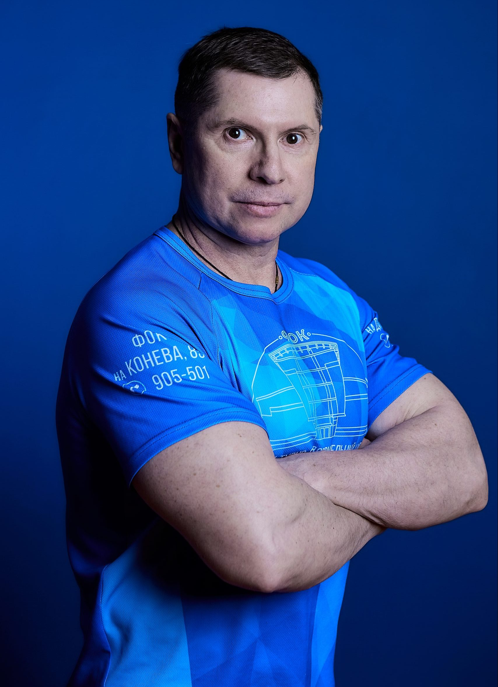 Инструктор Аркадий Удовиченко