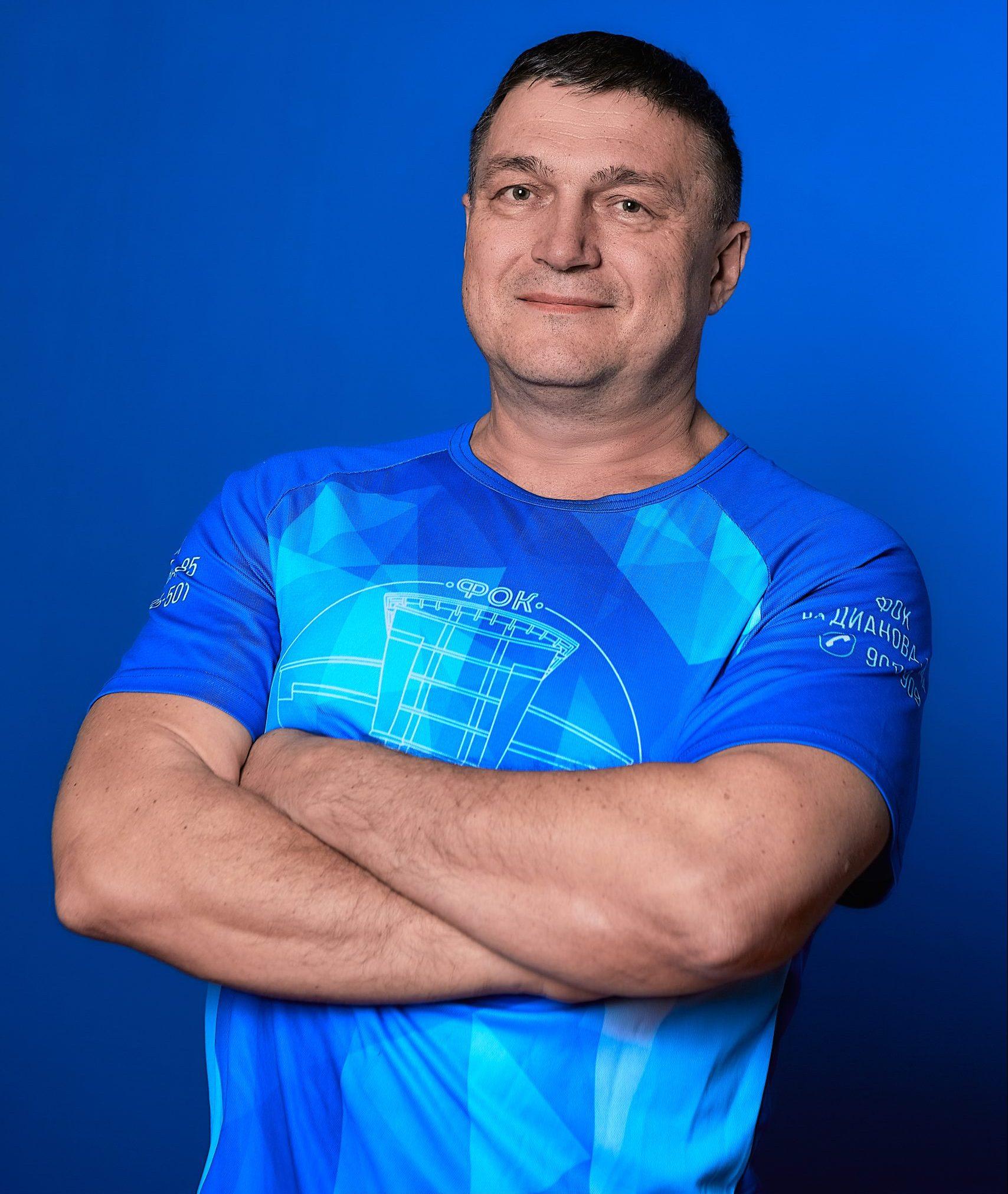 Инструктор Алексей Петлин
