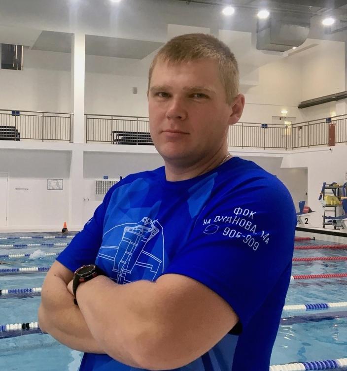 Инструктор Алексей Голингер