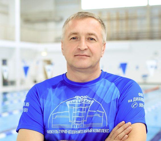 Инструктор Андрей Романов