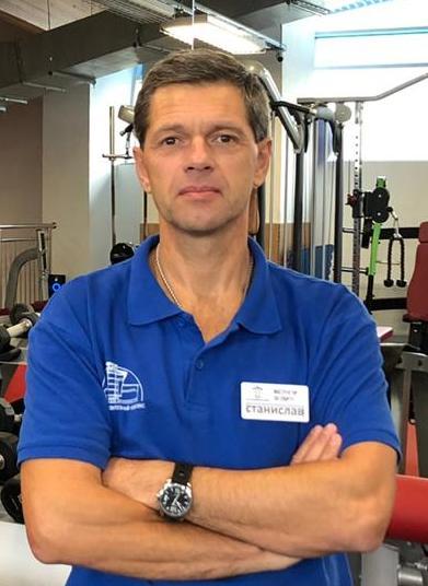 Инструктор Станислав Митин