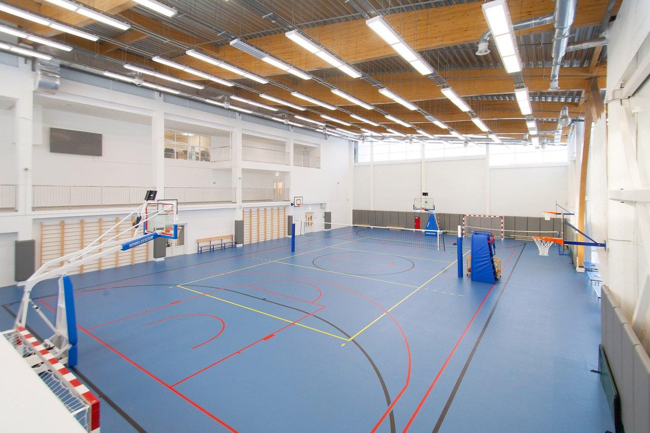Игровой спортивный зал на Конева, 85